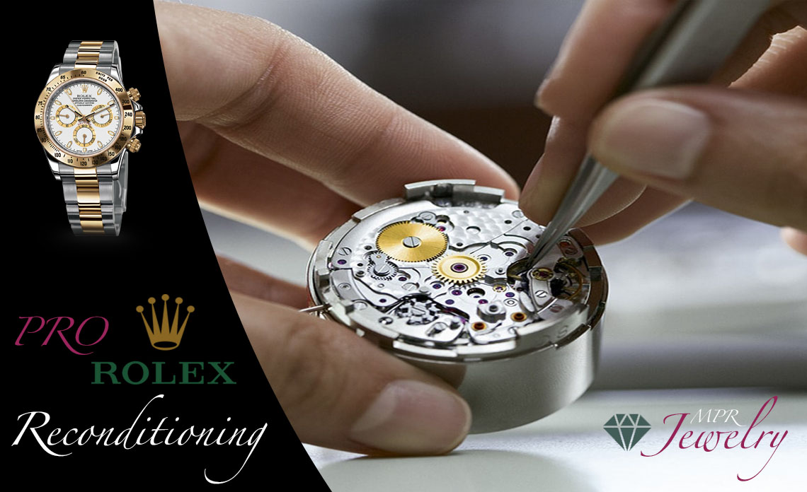 Rolex Reconditioning