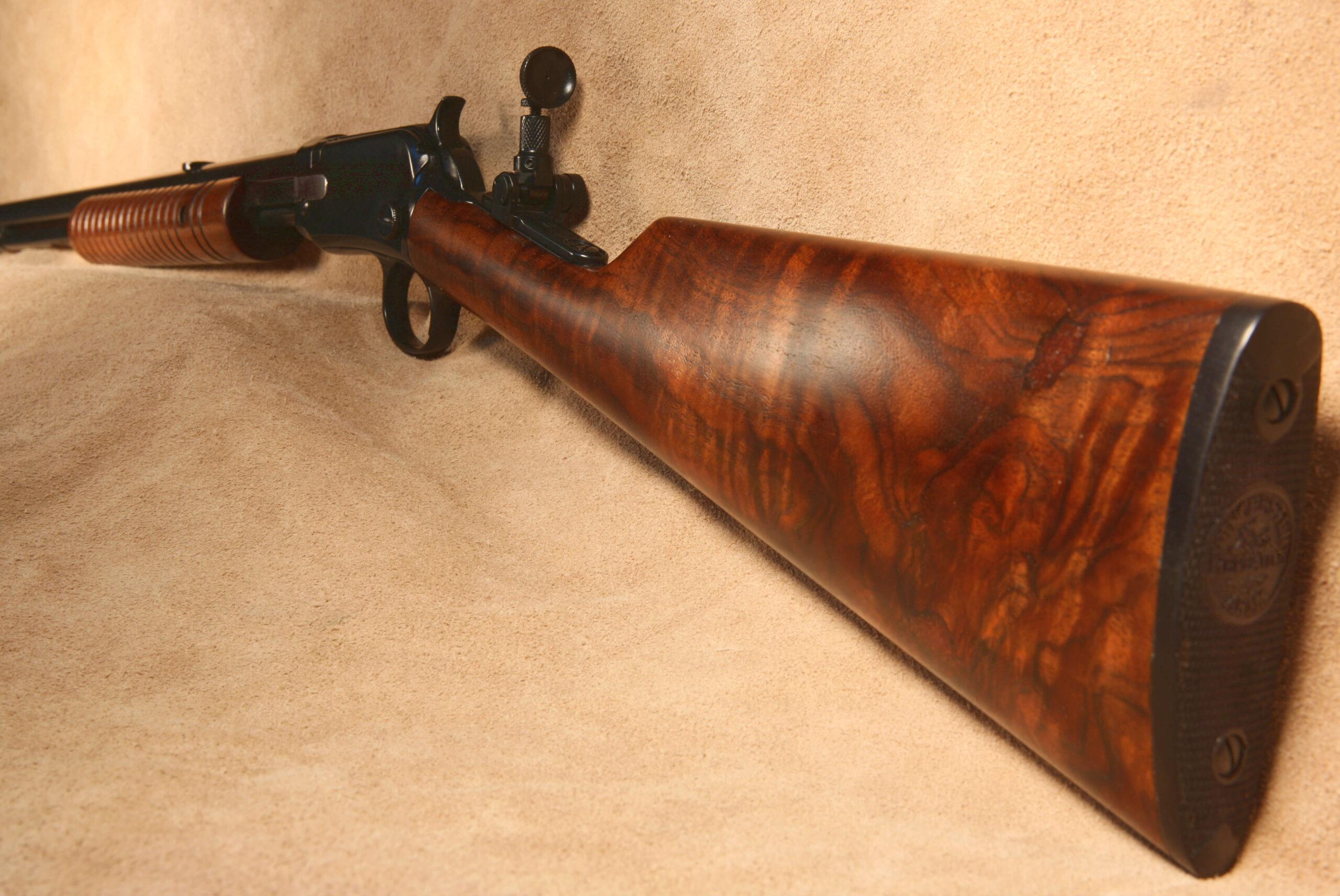 Winchester 62A c.1946 Professional Gunstock Refinishing and Repair