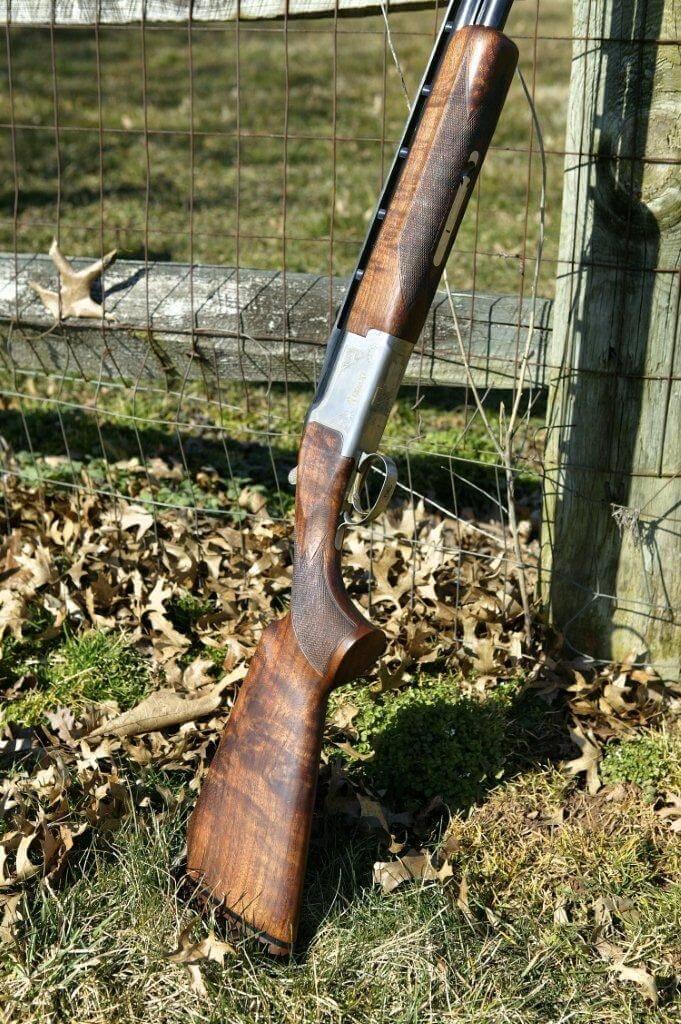 Professional Gunstock Restored