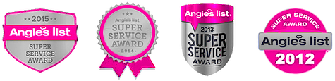 Angie's List Awards For BAM-Tree Services