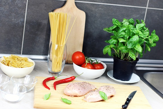 Cooking with MSG