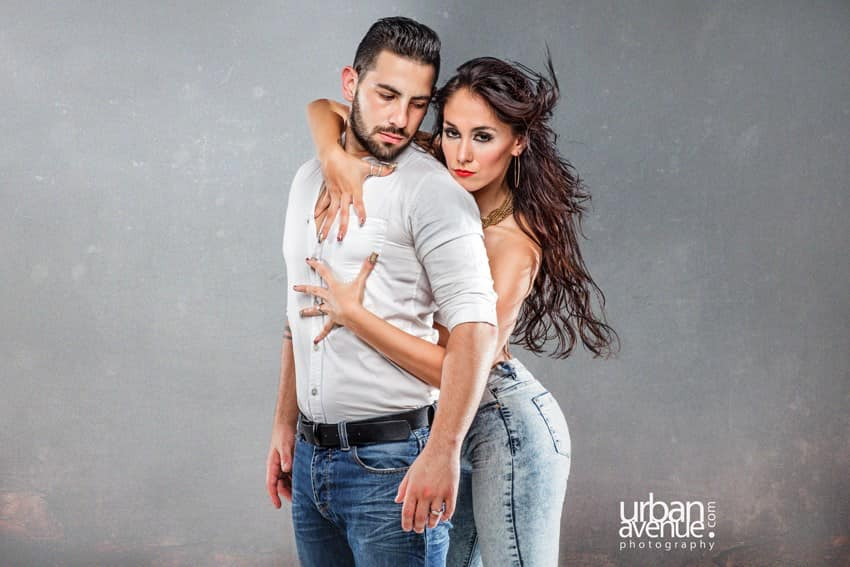 Sensual Movement's 4th year anniversary with DANIEL AND DESIREE!
