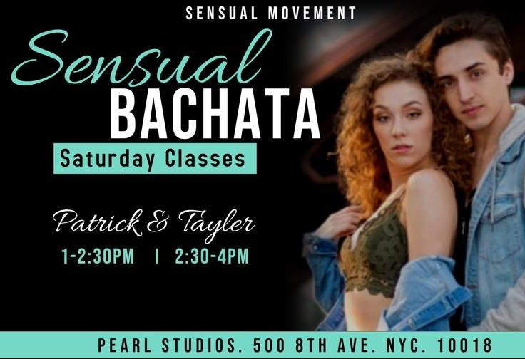 3hs Sensual Bachata Workshops