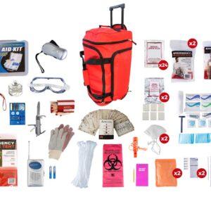 2 Person Elite Survival Kit