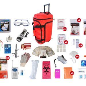 4 Person Elite Survival Kit