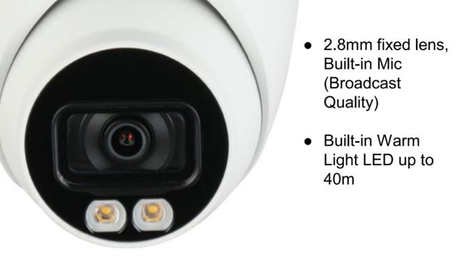 AiBase 24×7 IP & HD Full color solution