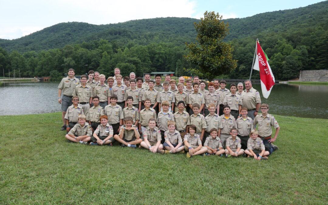 Summer Camp 2014 - Camp Rainey Mountain, GA