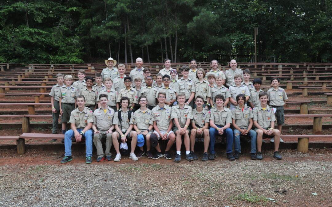 Summer Camp 2019 - Camp Buck Toms, TN
