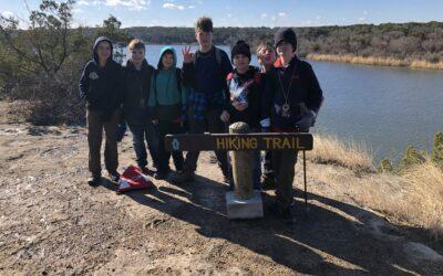 Meridian State Park – January 2019