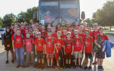 Summer Camp 2017 – Ben Delatour Scout Ranch