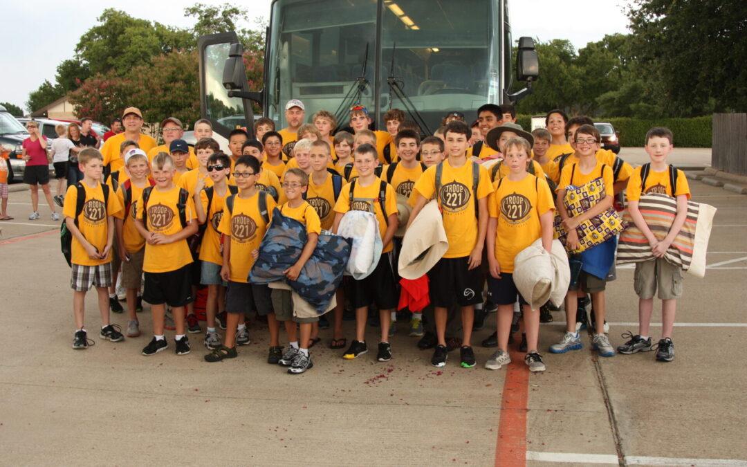 Summer Camp 2012 - Gorham Scout Ranch, NM