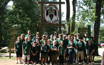 Summer Camp 2008 – Kia Kima Scout Reservation