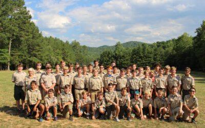Summer Camp 2016 – Woodruff Scout Camp