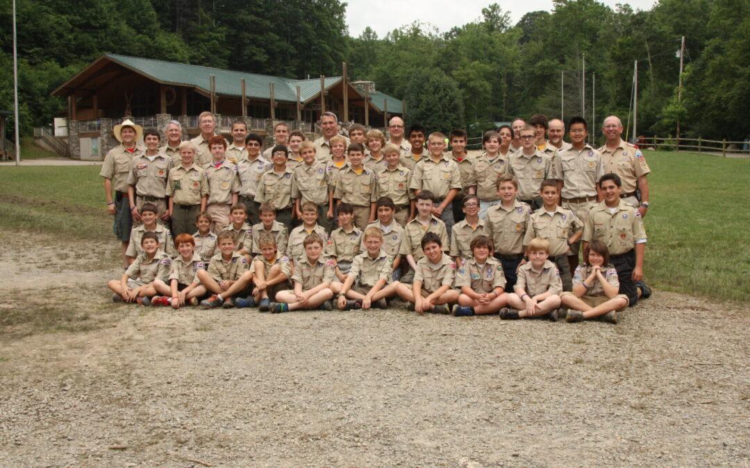 Summer Camp 2013 - Camp Daniel Boone, NC