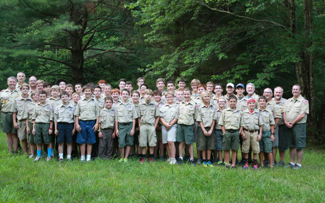 Summer Camp 2015 - Skymont Scout Reservation, TN