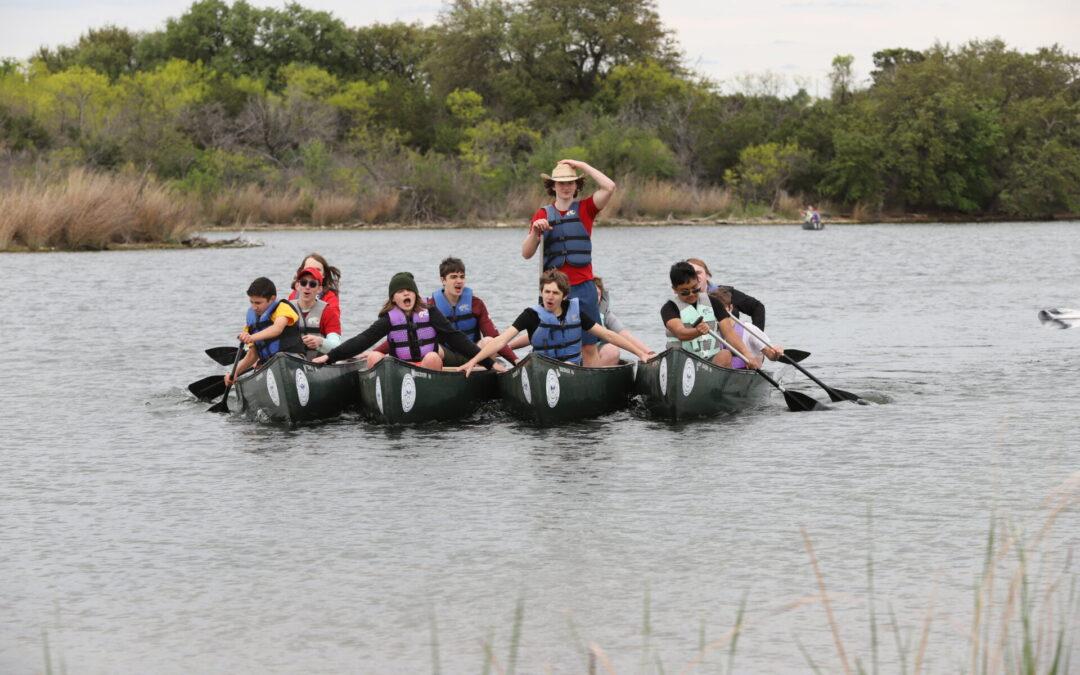 Canoe Shakedown 2021