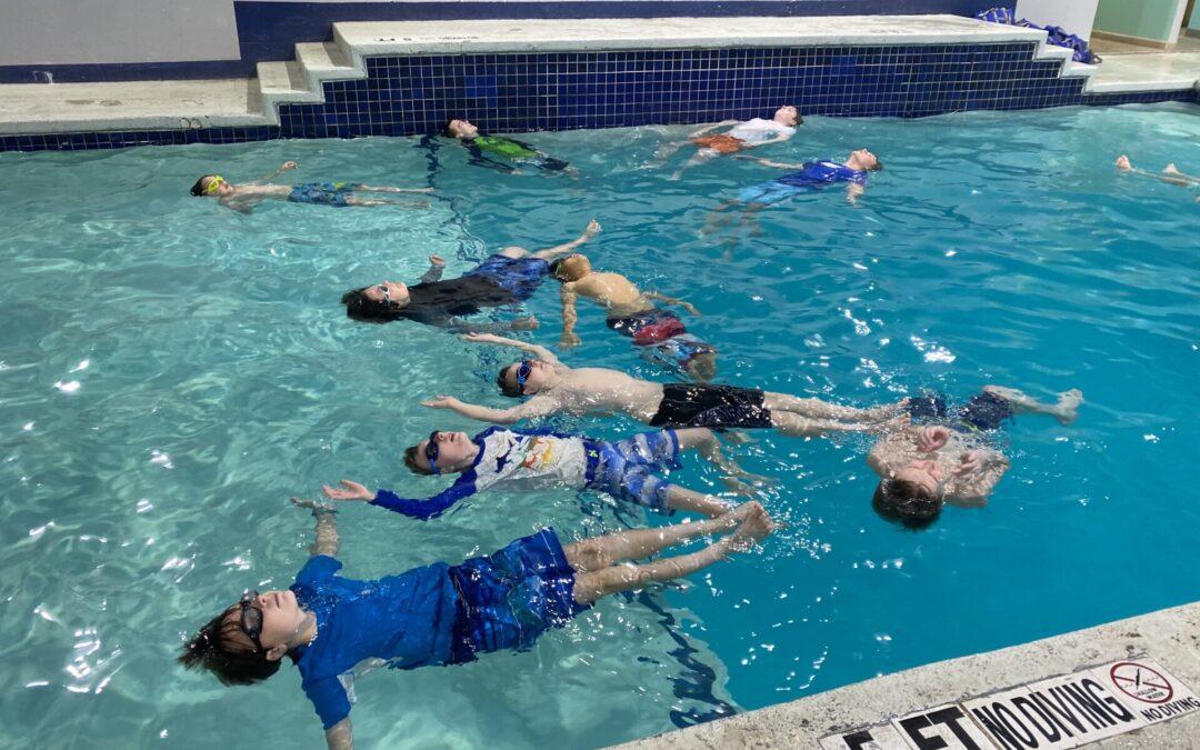 Swimming MB Class 2021