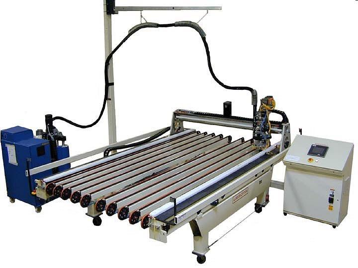 Precision Sealant Application Table Image