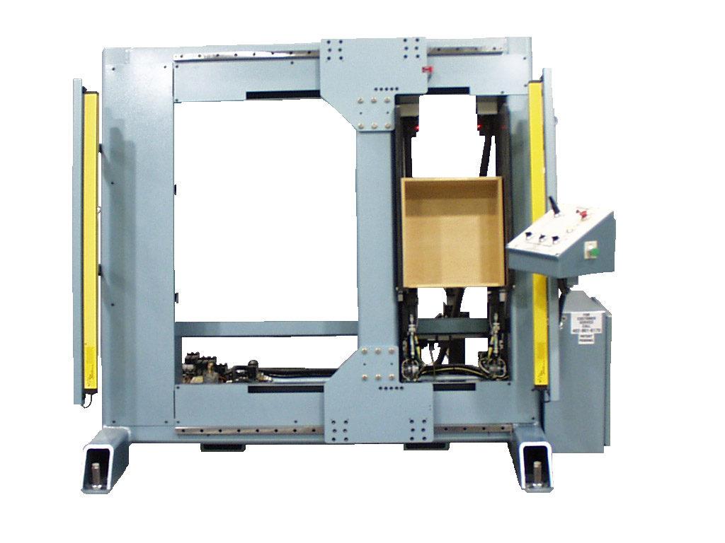 Premier Dovetail Drawer Machine Image