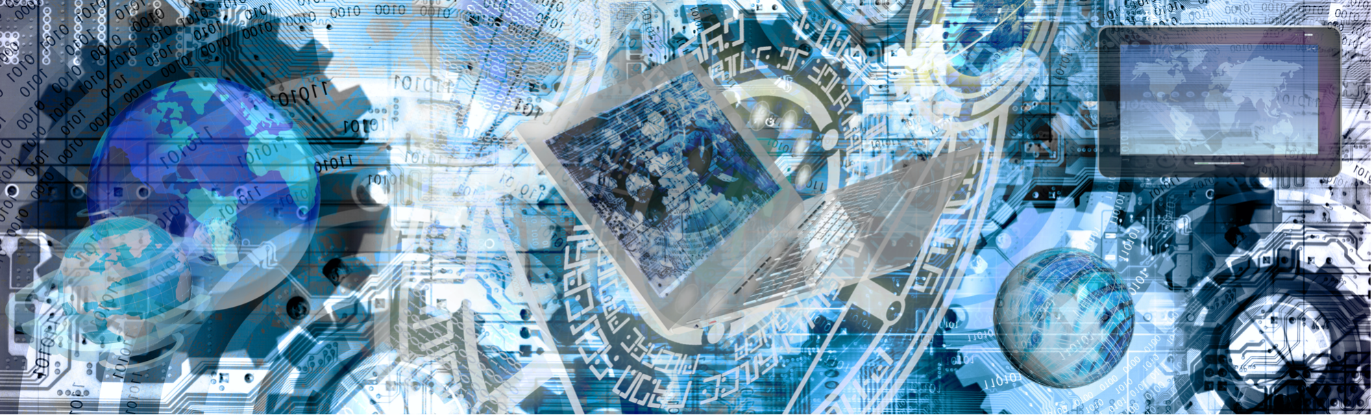 information technology industry banner image