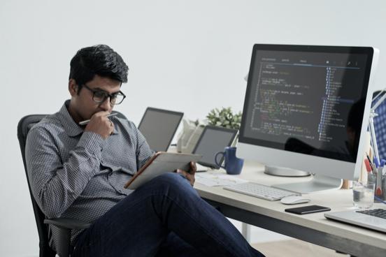 software developer image