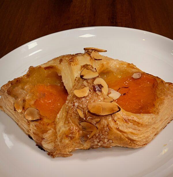 Apricot Cream Cheese Turnover