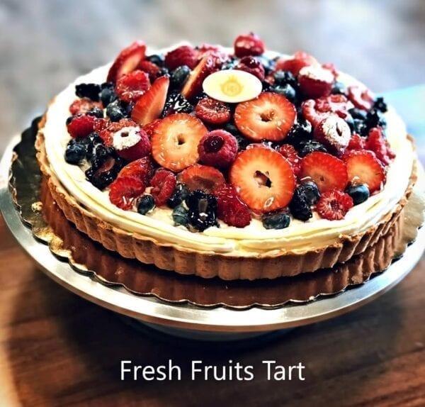 Fresh Fruits Tart