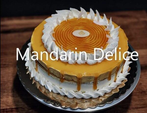 Mandarin delice