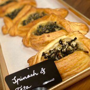 Spinach & Feta Savory