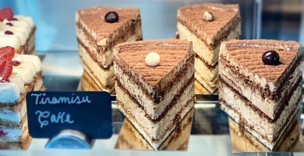 Tiramisu Individual Dessert