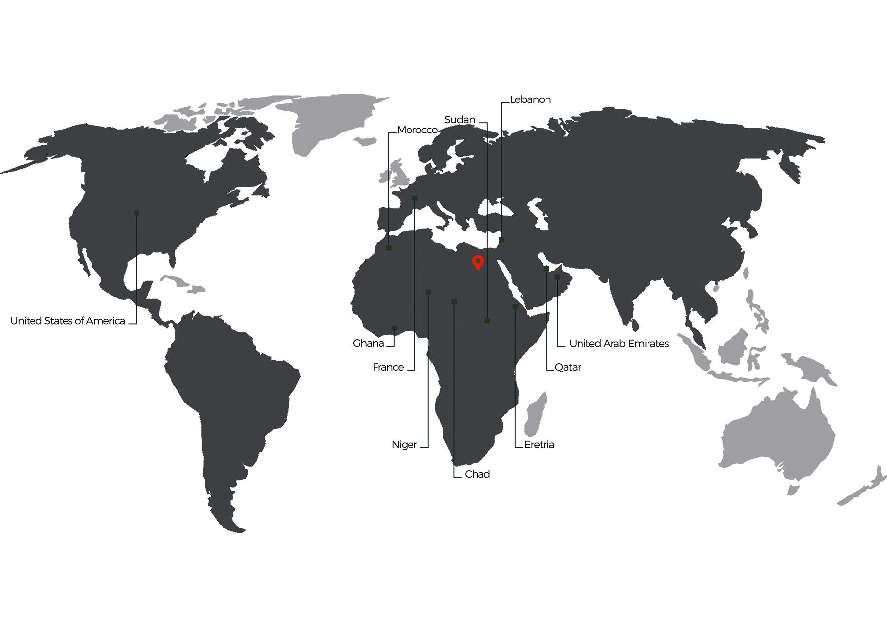 Worldwid Map