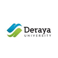 Deraya university logo