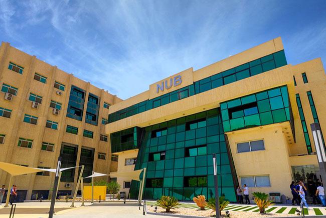 Nahda University in Beni Suef