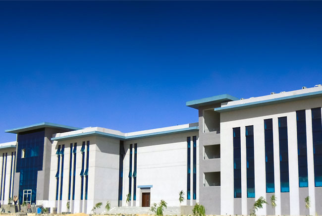 Deraya-University