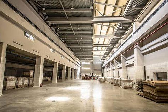 La Poire Factory Extension