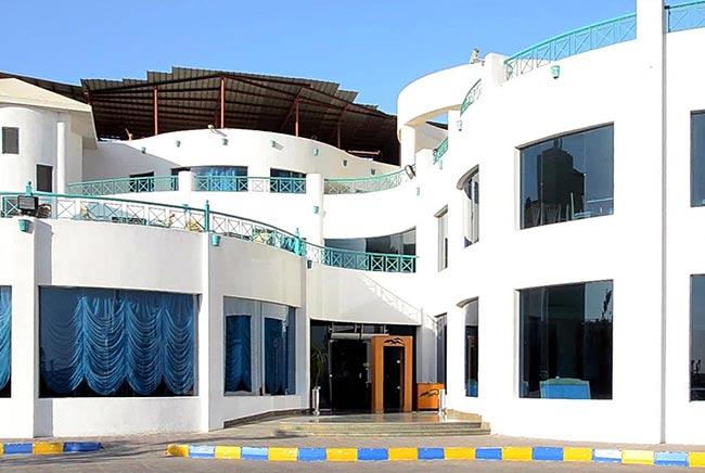 Sharm Cliff Hotel