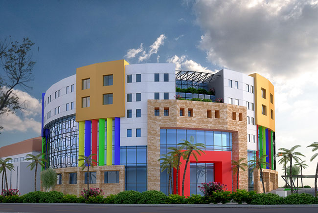 Sohag Children Hospital