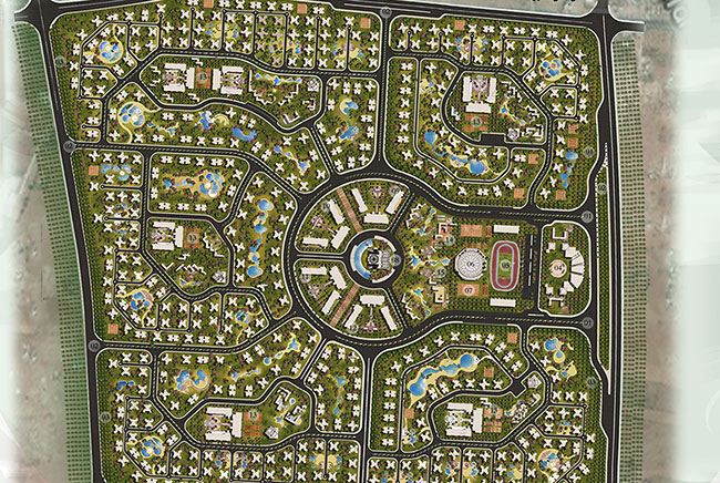 7000 Residential Compound Libya