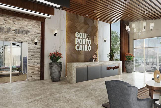 Golf Porto Cairo