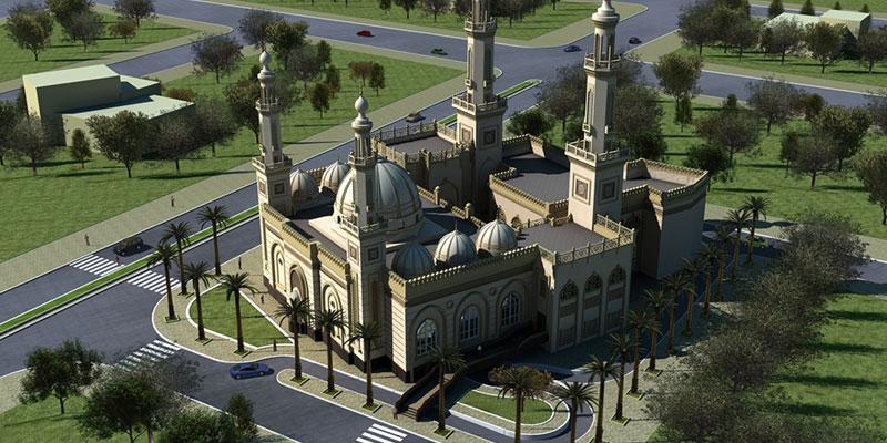Lebanon Mosque