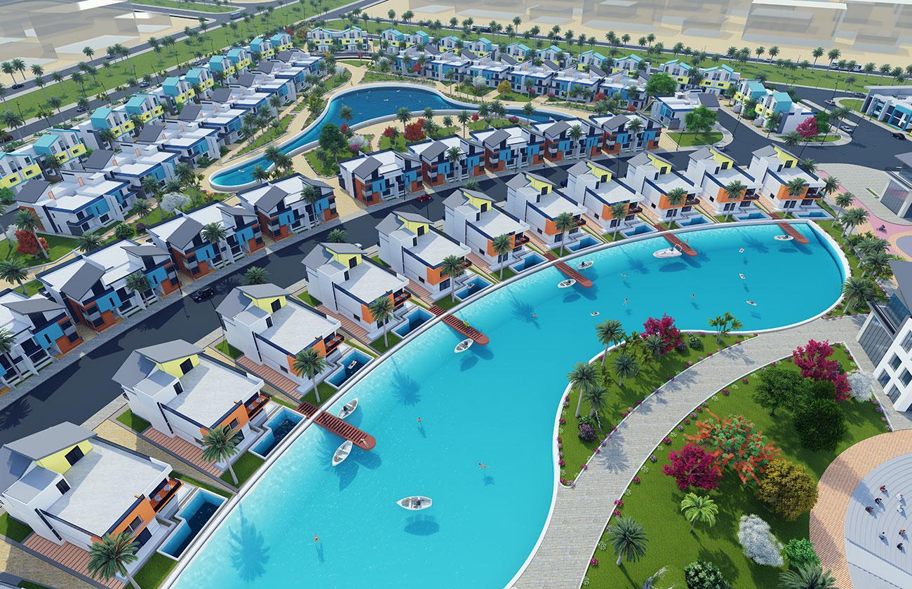 New Mansoura Compound