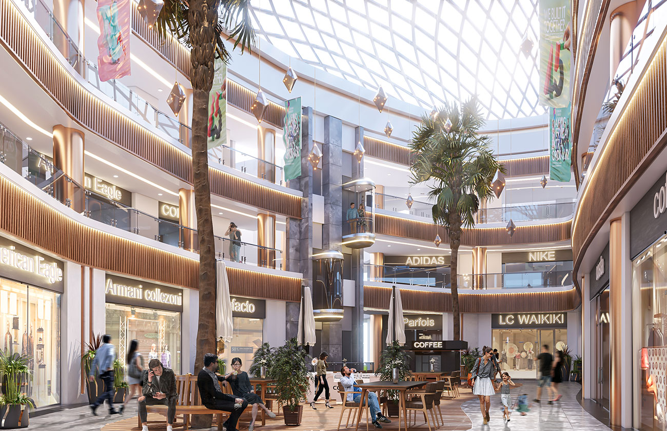 New Way Mall