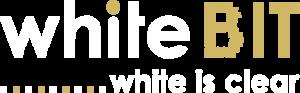 White Bit Logo