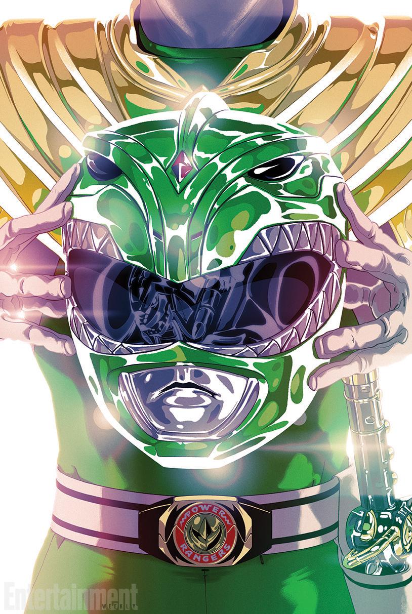 Go Green Ranger, Go!