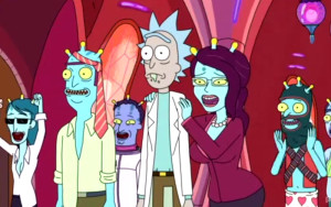 Rick auto erotic assimiliation
