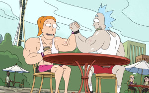 summer rick and morty