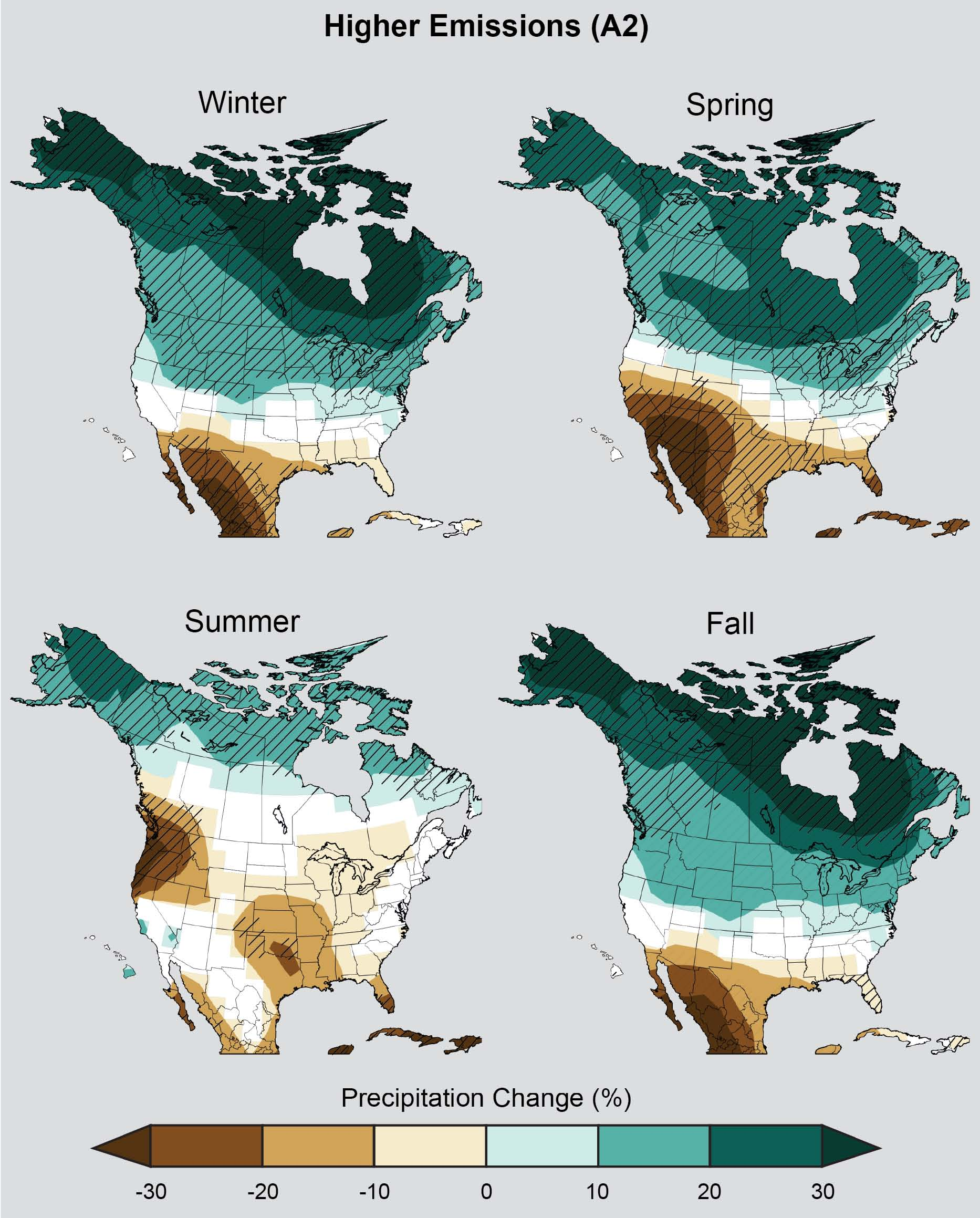14 compelling graphics from new National Climate Assessment