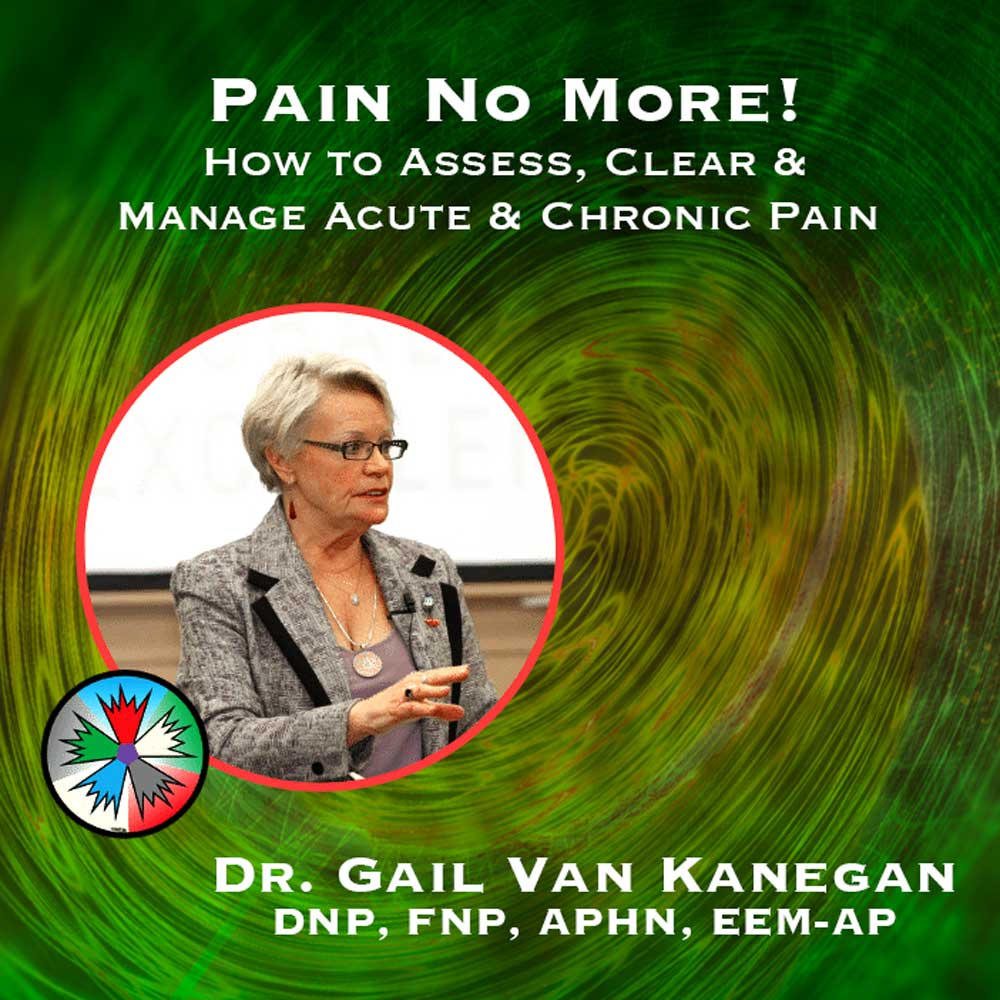 Pain No More! How to assess, clear and manage acute and chronic pain
