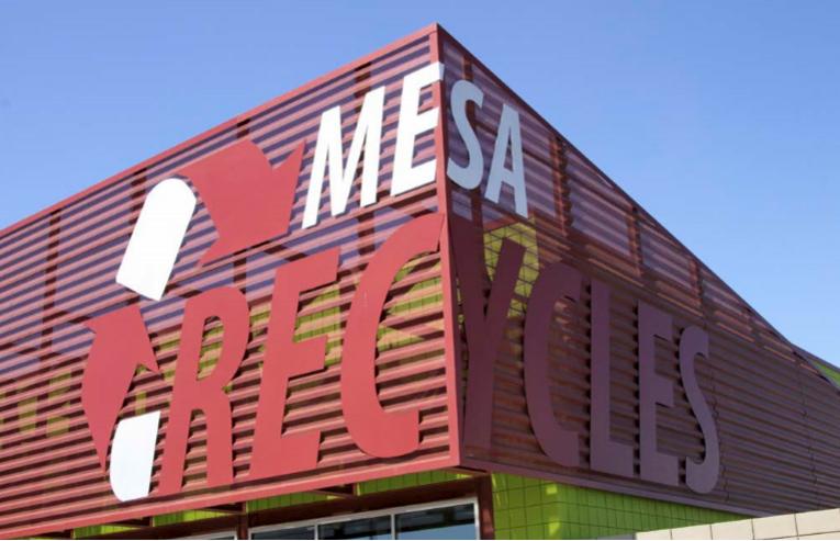 City of Mesa Household Hazardous Materials Facility