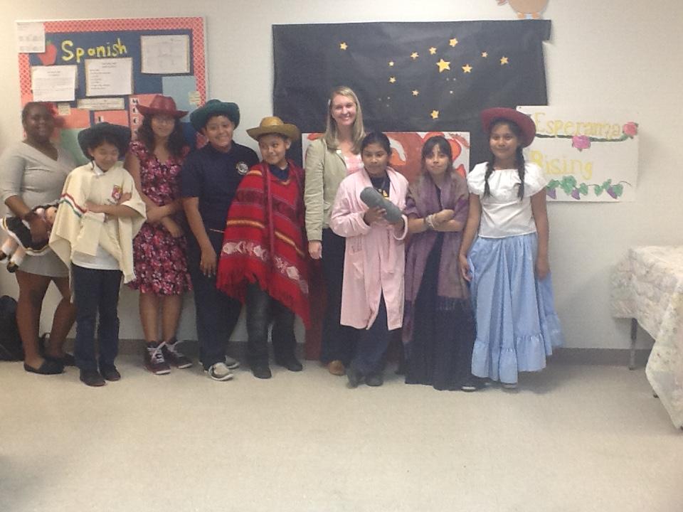 6th grade Esperanza Rising